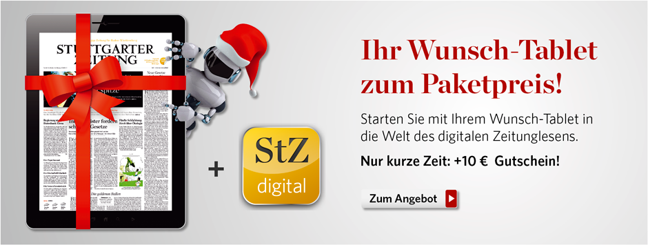 StZ Digitalpaket StZ digital + Tablet zum Paketpreis