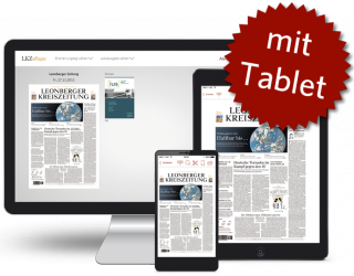 stuttgarter zeitung lkz epaper tablet tablet abo abo service. Black Bedroom Furniture Sets. Home Design Ideas