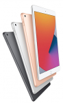 APPLE iPad 10.2 2020, 128 GB LTE